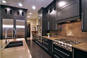 Ridge Home - modern - kitchen - calgary - by Jordan Lotoski